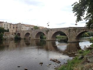 Dévégétalisation Pont Neuf - LIMOUX
