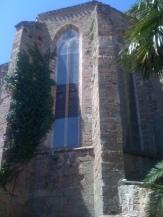 Dévégétalisation église Saint Etienne - TREBES (avant)