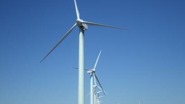 Nettoyage éolien - SIGEAN